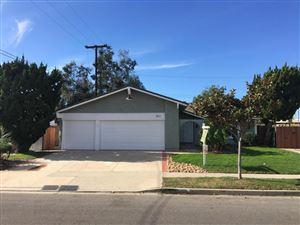 Photo of 893 BRENTLY Avenue, Camarillo, CA 93010 (MLS # 217014219)
