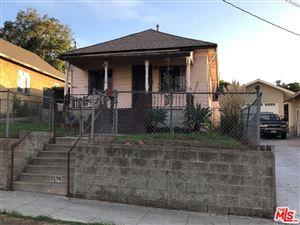 Photo of 2136 JUDSON Street, Los Angeles , CA 90033 (MLS # 17289222)