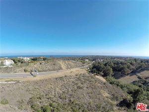 Photo of 6111 KANAN DUME Road, Malibu, CA 90265 (MLS # 17277224)