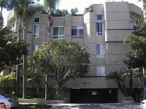 Photo of 825 South SHENANDOAH Street #104, Los Angeles , CA 90035 (MLS # SR17211227)