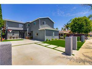 Photo of 12537 KILLION Street, Valley Village, CA 91607 (MLS # SR17146237)