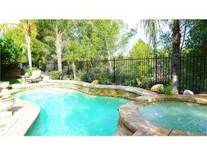 Photo of 24605 GARLAND Drive, Valencia, CA 91355 (MLS # SR17033258)