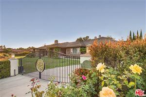 Photo of 6317 CAVALLERI Road, Malibu, CA 90265 (MLS # 17260262)