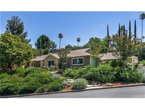 Photo of 4466 CORONET Drive, Encino, CA 91316 (MLS # SR17141262)