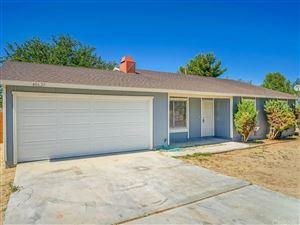 Photo of 40627 East 176TH Street, Lancaster, CA 93535 (MLS # SR17219262)