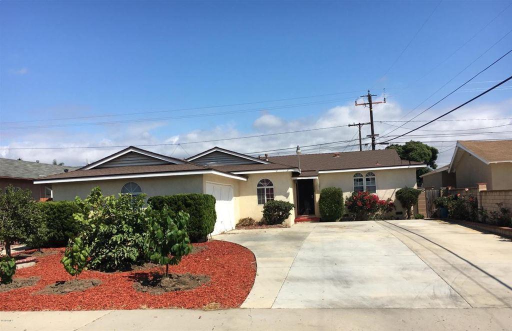 Photo for 1718 South E Street, Oxnard, CA 93033 (MLS # 217012272)