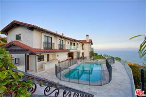 Photo of 24753 VANTAGE POINT Terrace, Malibu, CA 90265 (MLS # 17251274)