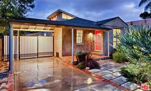 Photo of 3344 South BEVERLY Drive, Los Angeles , CA 90034 (MLS # 17261276)