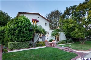 Photo of 2181 East CHEVY CHASE Drive, Glendale, CA 91206 (MLS # 317007276)