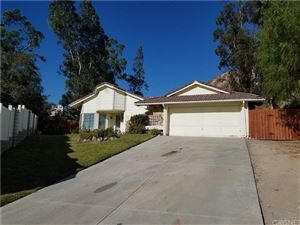 Photo of 29116 POPPY MEADOW Street, Canyon Country, CA 91387 (MLS # SR17193280)