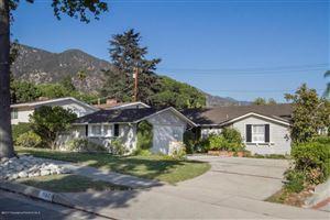 Photo of 1150 VALLEY VIEW Avenue, Pasadena, CA 91107 (MLS # 817002281)