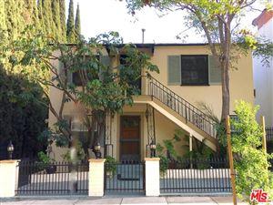 Photo of 9052 ELEVADO Street, West Hollywood, CA 90069 (MLS # 17291282)