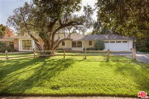 Photo of 1190 AFTON Street, Pasadena, CA 91103 (MLS # 17288288)