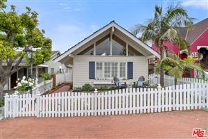 Photo of 516 MARINE Avenue, Manhattan Beach, CA 90266 (MLS # 17250292)