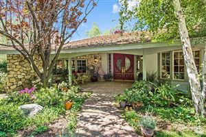 Photo of 3996 SKELTON CANYON Circle, Westlake Village, CA 91362 (MLS # 217007292)