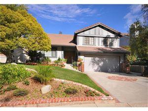 Photo of 7100 CASTLE PEAK Drive, West Hills, CA 91307 (MLS # SR17259293)