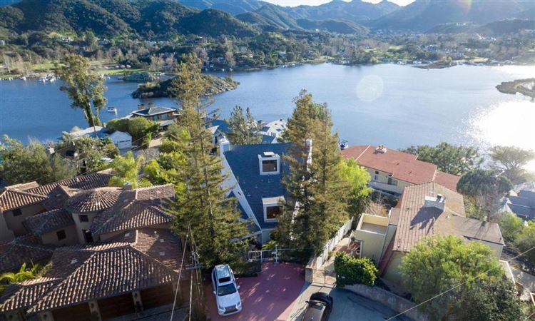 Photo for 290 LAKE SHERWOOD Drive, Lake Sherwood, CA 91361 (MLS # 217012295)