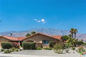 Photo of 2399 North VOLTURNO Road, Palm Springs, CA 92262 (MLS # 17261422PS)