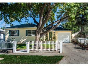 Photo of 5708 NEWCASTLE Avenue, Encino, CA 91316 (MLS # SR17258303)