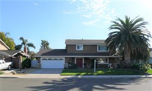 Photo of 1644 TEJON Court, Camarillo, CA 93010 (MLS # 217013309)