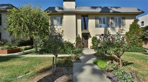 Photo of 422 South ORANGE GROVE Boulevard #7, Pasadena, CA 91105 (MLS # 817002315)