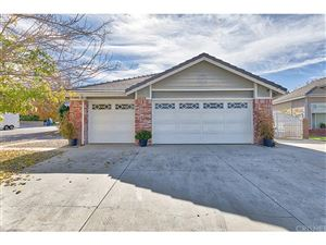 Photo of 3346 CONESTOGA CANYON Road, Palmdale, CA 93550 (MLS # SR17262320)