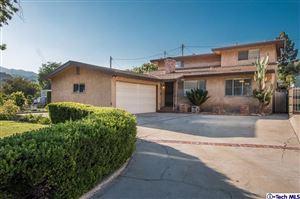 Photo of 3522 LA CRESCENTA Avenue, Glendale, CA 91208 (MLS # 317005321)