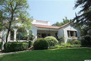 Photo of 5383 VINCENT Avenue, Los Angeles , CA 90041 (MLS # 317005324)