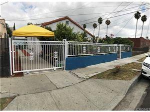 Photo of 4565 West West 28TH Street, Los Angeles , CA 90016 (MLS # SR17189325)
