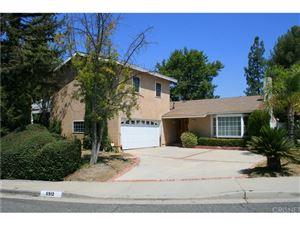 Photo of 5512 GLADEHOLLOW Court, Agoura Hills, CA 91301 (MLS # SR17203327)