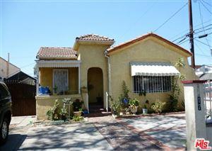 Photo of 3417 EDGEHILL Drive, Los Angeles , CA 90018 (MLS # 17259328)
