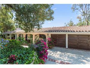 Photo of 31557 FOXFIELD Drive, Westlake Village, CA 91361 (MLS # SR17152340)