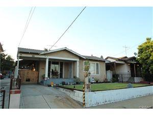 Photo of 1031 CALZONA Street, Los Angeles , CA 90023 (MLS # SR17240345)