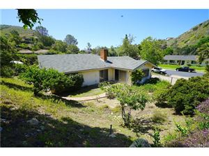 Photo of 5948 PASEO CANYON Drive, Malibu, CA 90265 (MLS # SR17137346)