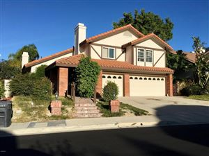 Photo of 3379 MONTAGNE Way, Thousand Oaks, CA 91362 (MLS # 217014347)