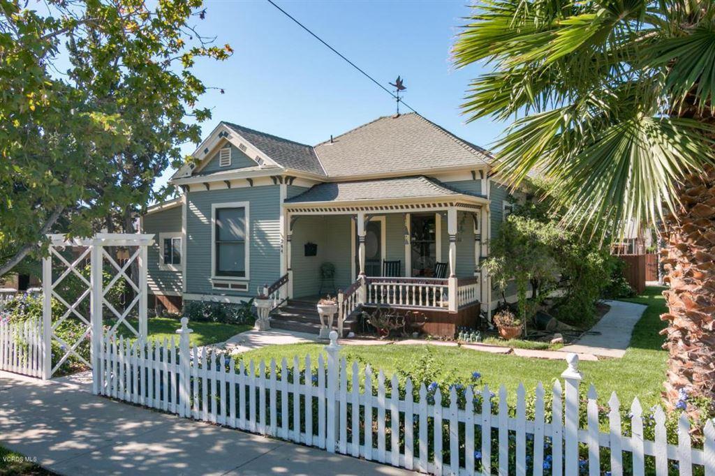 Photo for 244 North MILL Street, Santa Paula, CA 93060 (MLS # 217013353)