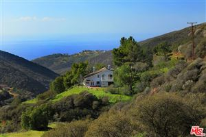 Photo of 9625 WELLS Road, Malibu, CA 90265 (MLS # 17240354)