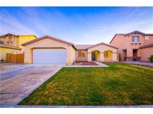 Photo of 3304 ROSEGOLD Avenue, Rosamond, CA 93560 (MLS # SR17262356)