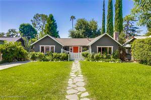 Photo of 1094 East HOWARD Street, Pasadena, CA 91104 (MLS # 817001359)