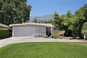 Photo of 645 West ORANGE GROVE Avenue, Sierra Madre, CA 91024 (MLS # 817001374)