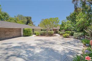 Photo of 28804 BISON Court, Malibu, CA 90265 (MLS # 17248378)