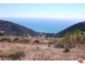 Photo of 0 YERBA BUENA, Malibu, CA 90265 (MLS # 17242382)