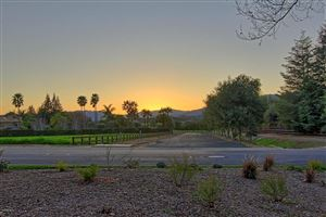 Photo of 12576 MACDONALD Drive, Ojai, CA 93023 (MLS # 217002382)