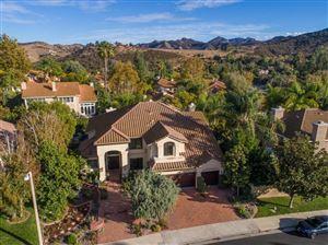 Photo of 2612 YELLOWWOOD Drive, Westlake Village, CA 91361 (MLS # 217013383)