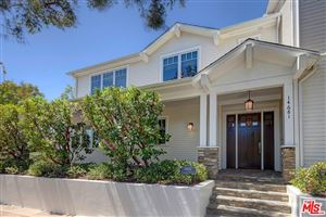 Photo of 14681 ALBRIGHT Street, Pacific Palisades, CA 90272 (MLS # 17242386)