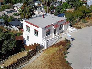 Photo of 4507 BERENICE Avenue, Montecito Heights, CA 90031 (MLS # SR17255386)