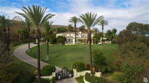 Photo of 3855 BRUNSTON Court, Westlake Village, CA 91362 (MLS # 216000391)