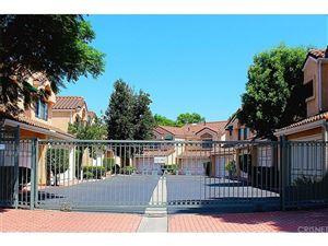 Photo of 5906 ETIWANDA Avenue #24, Tarzana, CA 91356 (MLS # SR17190404)
