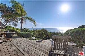 Photo of 11487 TONGAREVA Street, Malibu, CA 90265 (MLS # 17293416)
