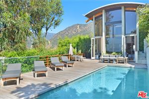 Photo of 21066 LAS FLORES MESA Drive, Malibu, CA 90265 (MLS # 17279422)